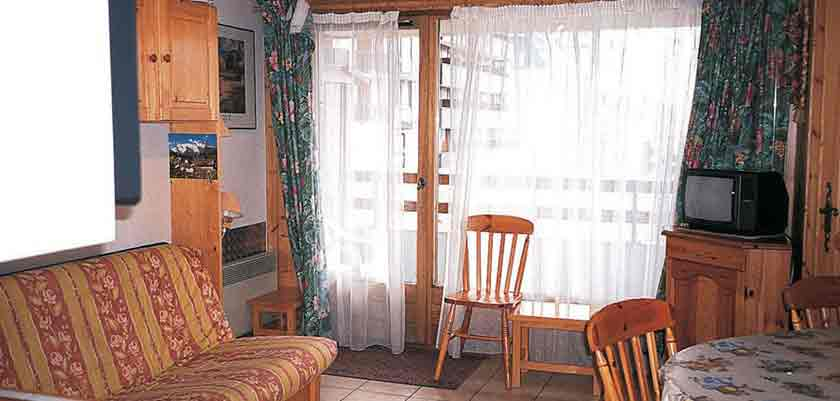 Flaine apartments - interior 3